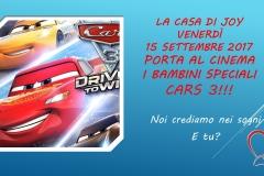 CINEMA CARS 3