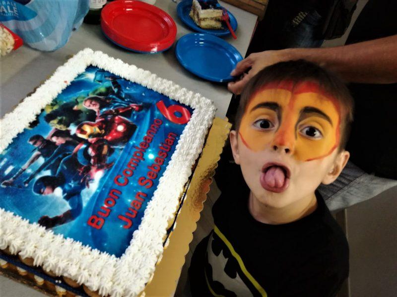 guarda le foto il compleanno di juan associazione la