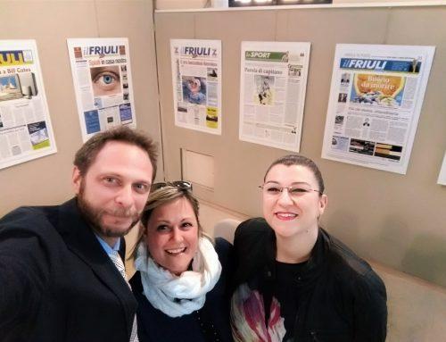 """150 anni del giornale """" Il Friuli"""""""