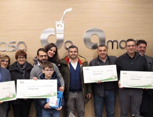 Grazie Fabrizio Cattelan e alla meravigliosa Eleonora per il contributo CDA 500,00 Euro