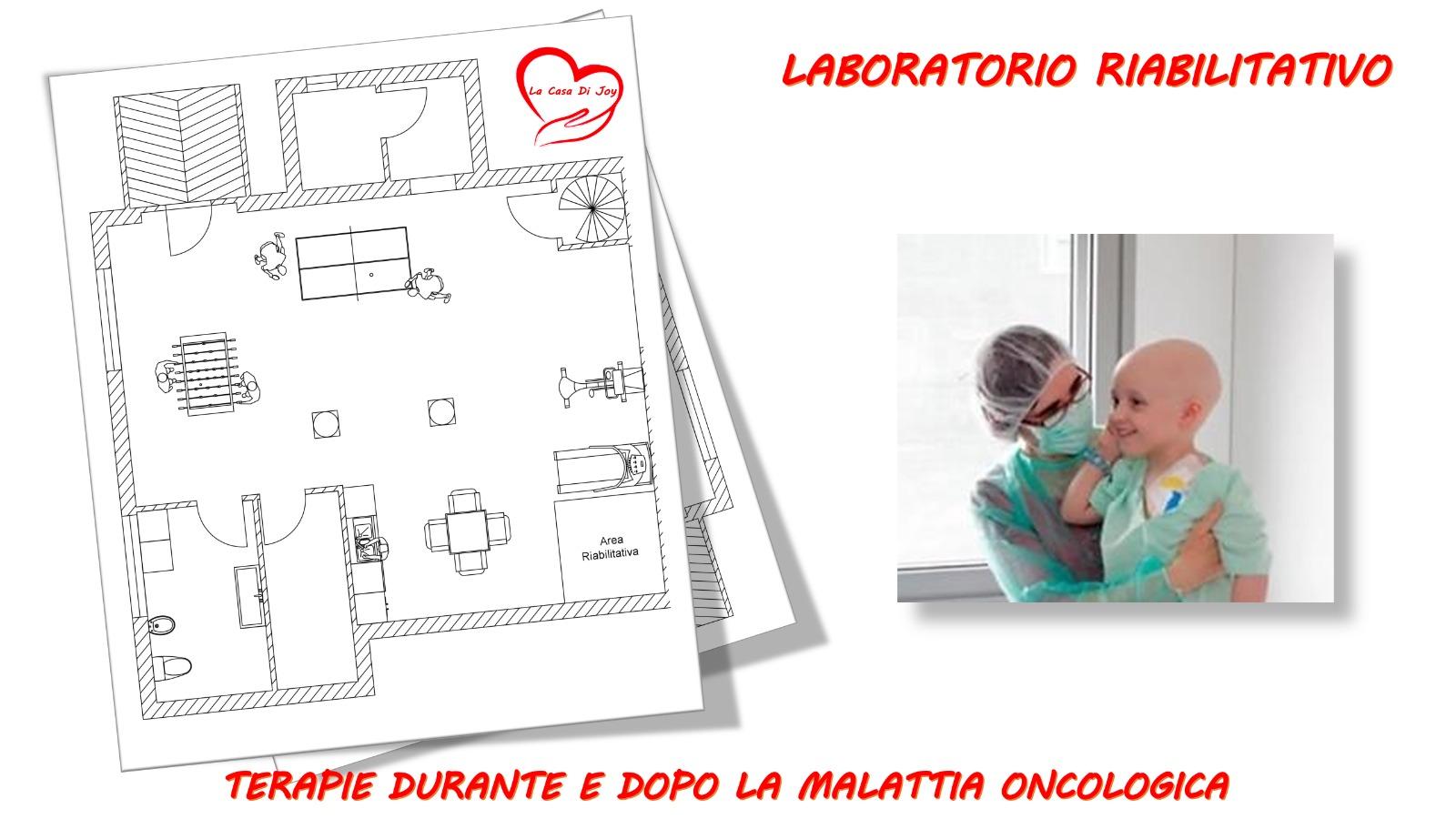 Laboratorio Permanente per i bambini malati oncologici