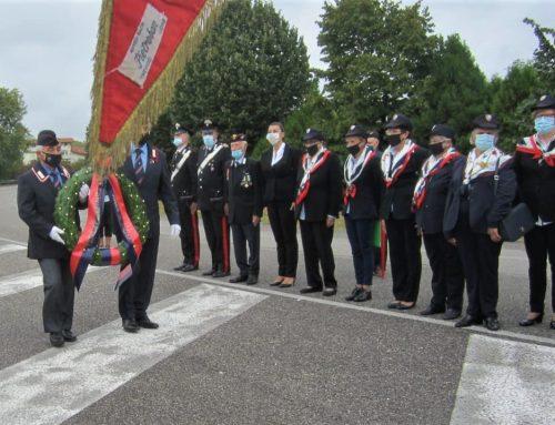 2020 La Casa Di Joy, al fianco dei Carabinieri commemorando S. D'Aquisto
