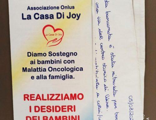 Le persone oneste esistono e vivono a Udine