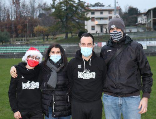 In collaborazione con la Scuola Calcio di Moruzzo